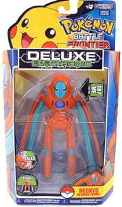 Pokemon Battle Frontier Deluxe: Deoxys
