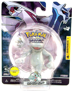 Diamond and Pearl - Machop
