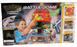 Diamond and Pearl - Battledome Playset