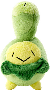 Pokemon Diamond and Pearl Mini Plush - Budew