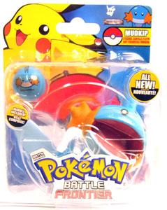 Pokemon Battle Frontier: Mudkip