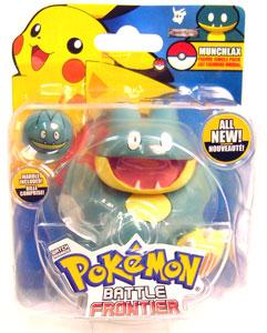 Pokemon Battle Frontier: Munchlax