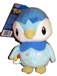 Pokemon Battle Frontier: Piplup Plush