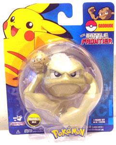 Pokemon Battle Frontier: Geodude
