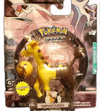 Diamond and Pearl - Girafarig