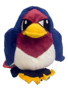 Taillow 6-Inch Plush