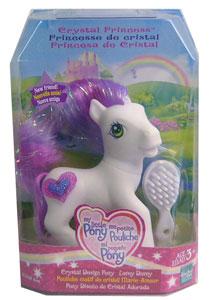 MY LITTLE PONY CRYSTAL DESIGN LOVEY DOVEY Pony