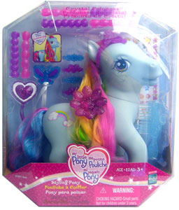 MY LITTLE PONY Styling Pony RAINBOW DASH Pony