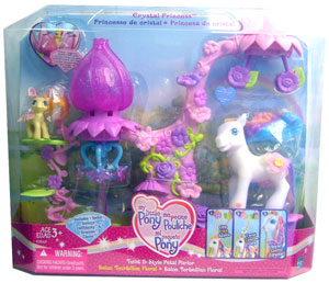MY LITTLE PONY TWIST & STYLE PETAL PARLOR Playset