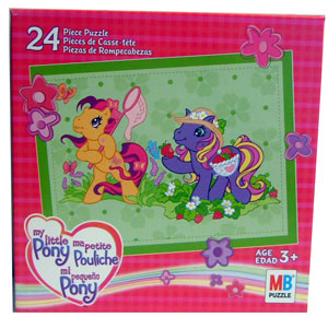 My Little Pony 24PCS Puzzle 2
