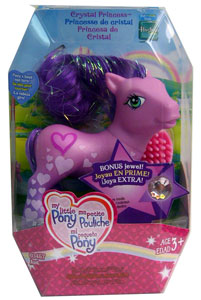 MY LITTLE PONY PRETTY PATTERNS FANCY FREE Pony