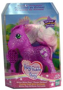 MY LITTLE PONY CRYSTAL DESIGN FLOWER GARLAND Pony