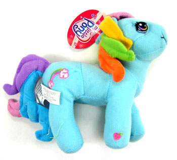 Rainbow Dash 6 Inch Plush