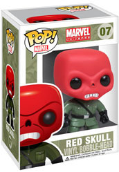 Marvel Pop Heroes 3.75 Vinyl - Red Skull