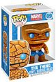Marvel Pop Heroes 3.75 Vinyl - The Thing