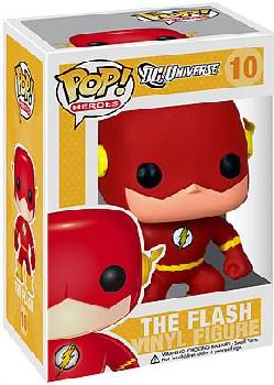 DC Universe Pop Heroes 3.75 Vinyl - The Flash