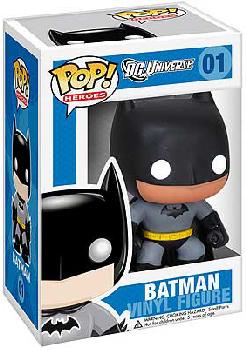 DC Universe Pop Heroes 3.75 Vinyl - Batman