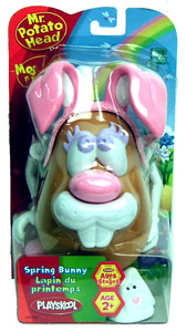 Spring Bunny Pink Mr Potato Head