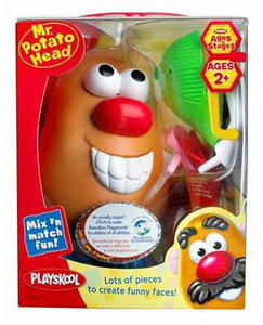 Basic Mr. Potato Head