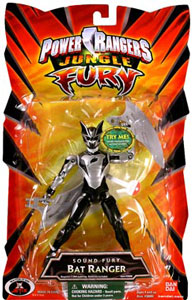 Power Rangers - Jungle Fury - Sound Fury - Bat Ranger