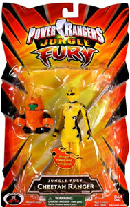 Jungle Fury - Cheetah Yellow Ranger