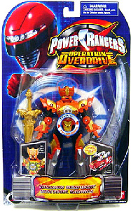 Power Rangers Operation Overdrive - Mission Response Sentinel Ranger