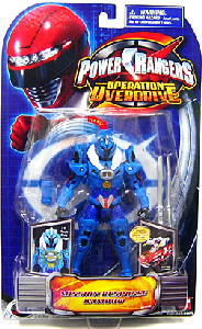 Power Rangers Operation Overdrive - Mission Response Kamdor