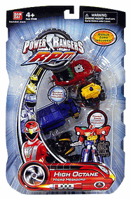 RPM - High Octane Micro Megazord