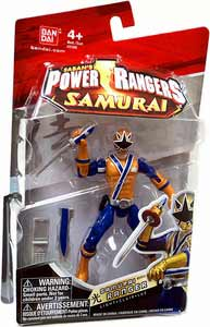 Power Rangers Samurai - 4-Inch Samurai Ranger Light