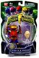 Power Rangers Mighty Morphin - 4-Inch - Alpha 5 and Zordon