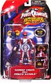 Power Rangers Operation Overdrive - Torque Force Red Power Ranger