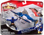 Power Rangers Samurai - Blue Ranger SwordfishZord