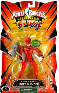 Sound Fury - Tiger Ranger