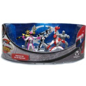 Power Rangers Operation Overdrive Figurine Set