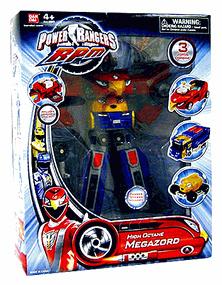 Power Rangers RPM - High Octane Megazord