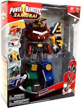Power Rangers Samurai - Deluxe Samurai Megazord
