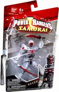Power Rangers Samurai - 4-Inch Deker