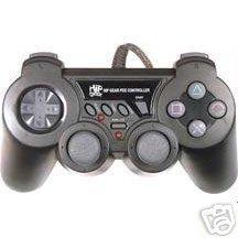 PS2 Hip Gear Dual Shock Controller[Blue or Black RANDOM]