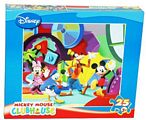 Disney Mickey Mouse Clubhouse 25 Piece Puzzle - Silly Switch