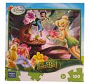 Disney Tinker Bell 100 Piece Puzzle - Welcome to Pixie Hollow