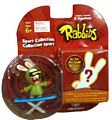 Rayman Raving Rabbids - Sports Collection 2 Figures Snowboard and Mystery