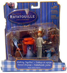 Ratatouille - Working Together