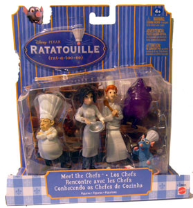 Ratatouille - Meet The Chefs