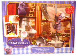 Ratatouille - Kitchen World Chaos