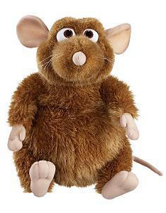 Ratatouille - Emile Stuff Doll - 7 Inch