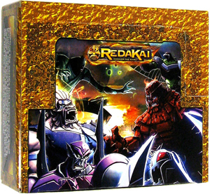 Redakai - Hobby Edition Gold Pack Booster Box 24 Packs