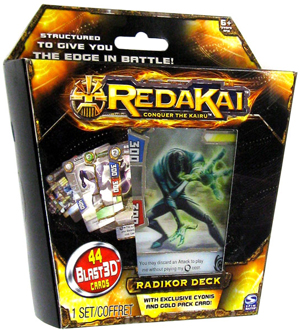 Redakai - Radikor Structure Deck