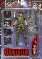 Palisades Resident Evil - Chris Redfield