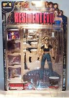 Claire Redfield Exclusive