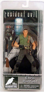 Resident Evil 10th Anniversary - Chris Redfield